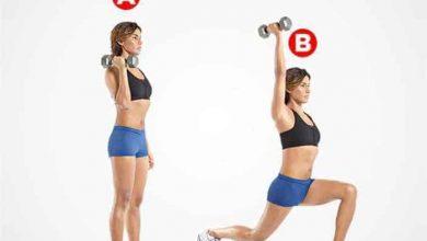 Photo of Bài tập giảm cân toàn thân đơn giản