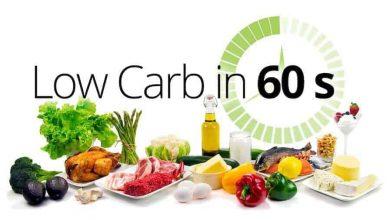 chế độ ăn low-carb