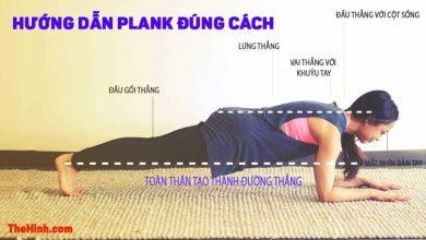 Photo of Tập plank hiệu quả hơn gập bụng truyền thống