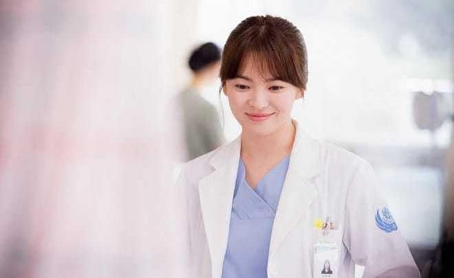 cách giảm cân của Song Hye Kyo