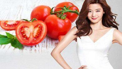 thực đơn giảm cân với cà chua