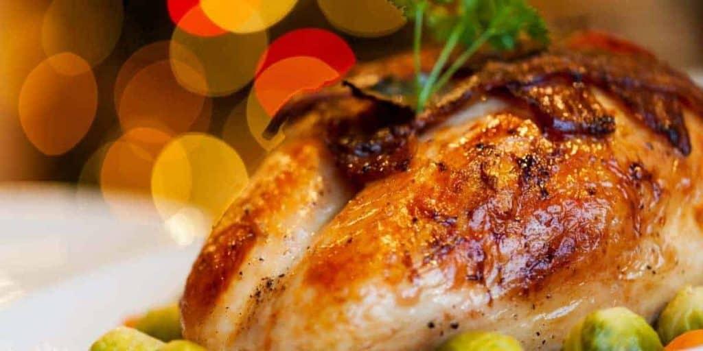 giảm cân với ức gà
