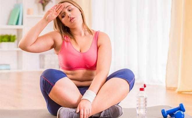 bài tập giảm cân nhanh