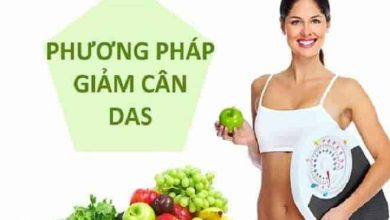 giảm cân DAS