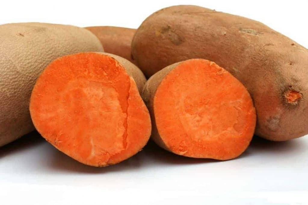 ăn khoai lang giảm cân