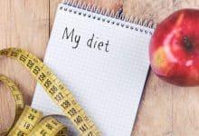 thực đơn giảm cân với táo