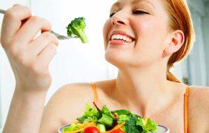ăn rau