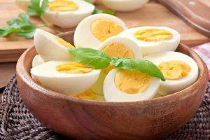 ăn trứng