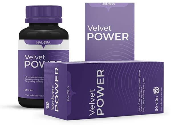 viên uống Velvet Power