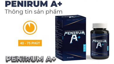 Photo of Penirum A+: Dài hơn, phê hơn