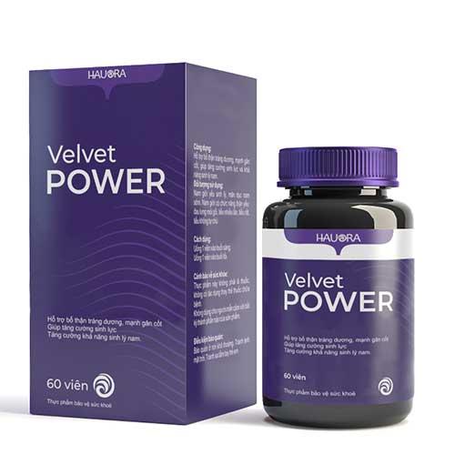 thuốc velvet power